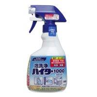 厨房ホール用 泡洗浄ハイター1000 400ml 【12本入り】