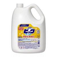 液体ビック 無蛍光・無香料 4.5kg 【4本入り】