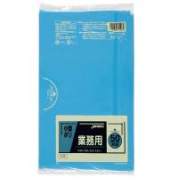 ジャパックス P-06 業務用小型用ポリ袋 青0.02 【2500枚入り】(50枚×50冊)