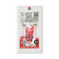 ジャパックス PR28W レジ袋 白半透明 Mサイズ 【1500枚入り】(25枚×60冊)