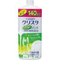チャーミークリスタ 消臭ジェル 詰替 840G 【8個入り】