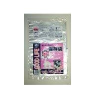 HHJ KF02 保存袋 中 透明 0.015 50枚入り×120冊【6,000枚】