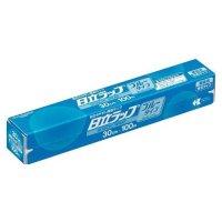キッチニスタラップ抗菌ブルー 30×100 (抗菌日立ラップブルー 30×100) 【30本入り】