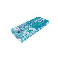 【新規受注停止中】LDグローブブルー M 【4000枚入り】(100枚×40箱)