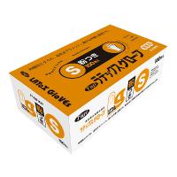ラテックス粉付 S 【2000枚入り】(100枚×20箱)