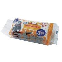 【新規受注停止中】LD-006 くまモン 除菌ポケットウェットティッシュ 10枚3P 【60袋入り】