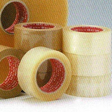 ケイユーOPPテープ(ゴム系) 透明/茶 各サイズが安い! 業務用品の大量購入なら激安通販びひん.shop。【法人なら掛け払い可能】【最短翌日お届け】【大口発注値引き致します】