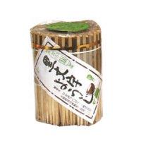 【ケース販売】BB-010 黒文字楊枝6cm 手作り 約300本入り×10個×18小箱