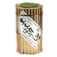 【ケース販売】BB-012 黒文字楊枝7.5cm 手作り 約300本入り×10個×16小箱