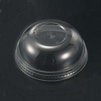 PETカップ KT96D ドーム蓋 穴あり X穴 【2000個入り】(100個×20)
