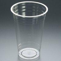 96φPETクリアカップ T600L(20オンス) 【1000個入り】(50個×20)