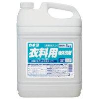 業務用 カネヨ柔軟剤入衣料用液体洗剤 5kg 【3本入り】
