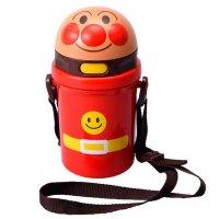 KK-317 アンパンマンストロー付き水筒(保冷なし) 【24個入り】
