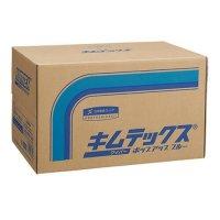 60740 キムテックス ポップアップ ブルー 【4箱入り】