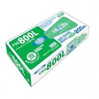 【新規受注停止中】FSG800 ソフトストレッチ抗菌手袋 L 【6000枚入り】(200枚×30箱)