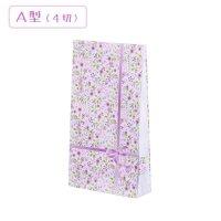 ハイバッグ(角底袋)A型 紫花(アイカ) HA 【1,000枚入り】