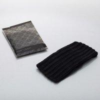 Elato ヘアーターバン(黒) 400個入り×4箱【1,600本】