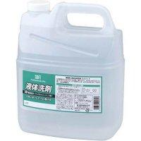 スクリット液体洗剤 4L 【4個入り】