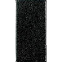 【最小購入数10冊】マグネット式二ツ折り伝票ばさみ BH-300 黒/茶