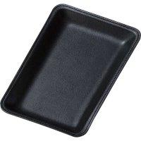 【最小購入数3個】皮革キャッシュトレイ CT-55 ブラック/レッド/ブラウン/オレンジ