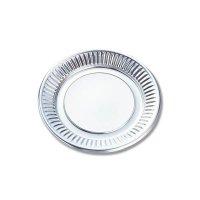 使い捨て取り皿 DX丸皿 K-2 BK 【2400枚入り】(100枚×24)