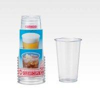 C4010ZEX クリアーカップ 420ml 【900個入り】(10個×90パック)