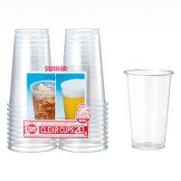 C4020ZEX クリアーカップ 420ml 【960個入り】(20個×48パック)