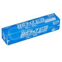 キッチニスタラップ抗菌ブルー 22×100 (日立ラップブルー 22×100) 【30本入り】