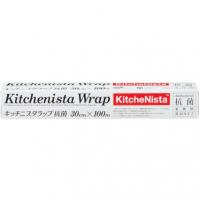 キッチニスタラップ抗菌 30×100 【30本入り】