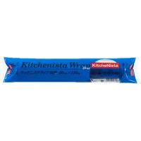 キッチニスタラップ抗菌ブルー 詰替用 30×110 【30本入り】