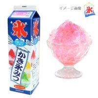 【最小購入数8本】 かき氷蜜 1.8L ピーチ 【1本入り】