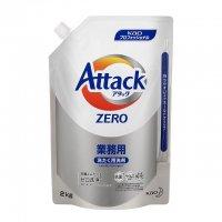 アタックZERO 業務用 2kg 【6袋入り】