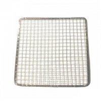 【ケース販売】金網(焼き網) 角型正方形 各サイズ 【1,200枚入り】