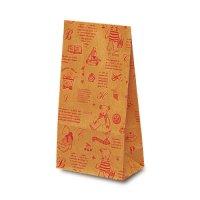 No.2857 Y-S 洋品袋 ベアコレクション(レッド) 【2,000枚入り】