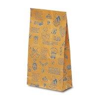 No.2013 Y-0 洋品袋 ベアコレクション(ブルー) 【1,000枚入り】