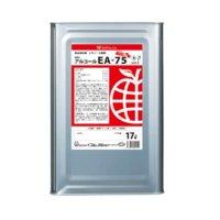 業務用食品添加物エタノール製剤アルコール EA-75 17L 【1缶入り】