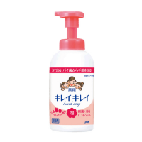 キレイキレイ薬用泡ハンドソープ フルーツミックスの香り 550ml 【12個入り】