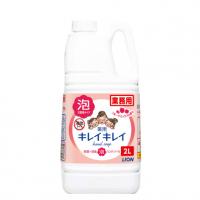キレイキレイ薬用泡ハンドソープ フルーツミックスの香り 2L 【6個入り】