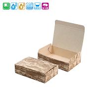 ファインBOX 竹皮柄(中) 50枚×12袋【600枚】