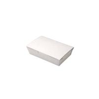 P-WQT 白無地箱 兼用(たこ焼き・お好み・焼きそば)  50枚×12袋【600枚】