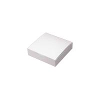 お好み焼き箱(白無地) W-OK155-40 50枚×8袋【400枚】