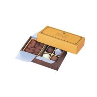 生チョコ箱 TNセットケース TNキャメル 【100枚入り】