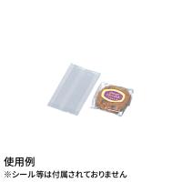ティータイム(Ⅱ)GZ袋 透明無地76 500枚×4【2000枚】