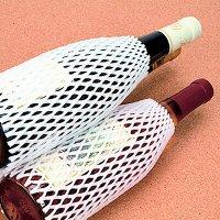 【一時欠品中】HEIKO 緩衝材 ワイン用メッシュキャップ 【1000枚入り】(50枚×20)