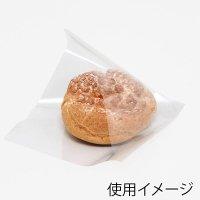 HEIKO OPPバーガー袋 13.5-13.5 無地 【500枚入り】(100枚×5)