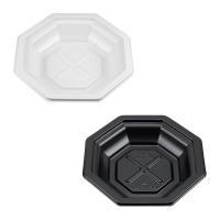 BF丼内30 ホワイト/黒/本体/蓋 50個×12【600個】