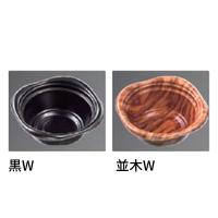MFPデリスープ15(54) 黒/並木 本体/蓋 【1000個入り】