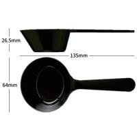 メジャースプーン50cc 黒 バラ 【2500本入り】(250本×10)