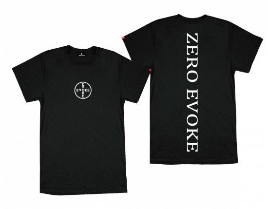 Circle EVOKE 刺繍 Tee