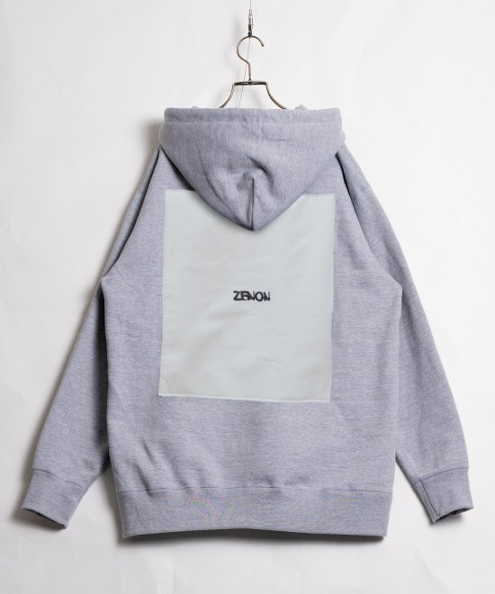 NAME patch print hoodie